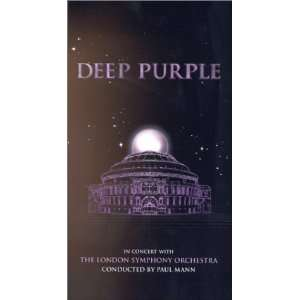 Purple   In Concert With the London Symphony Orchestra [VHS] (2000