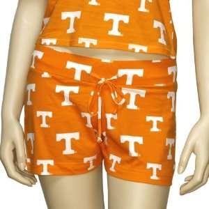 Tennessee Volunteers Ladies Orange Tandem Shorts