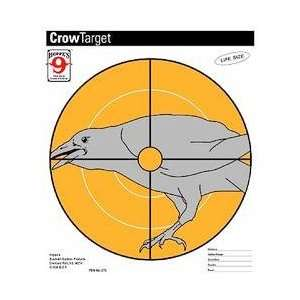 Critter Targets, Crow Paper Target, 20 Per Pack Sports