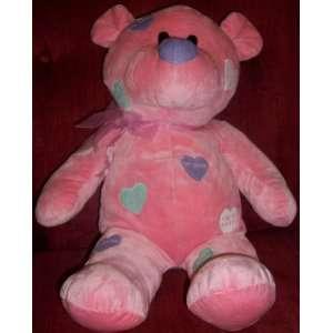 17 Plush Pink Valentine Teddy Bear Be Mine Doll Toy Toys