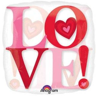 Valentines Day Balloons   11 Inch Round   20 Pack Toys
