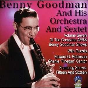 AFRS Benny Goodman Show, Vol. 7 Music