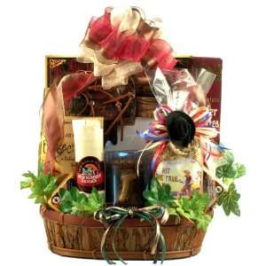 Gift Basket Village Giddy Up Horse Themed Gift Basket, 8 Pound