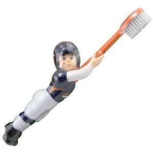 of 4 NFL Denver Broncos Football Player Toothbrushes