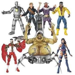 Marvel Legends Series 14 Case Of 12 Figures Toys & Games