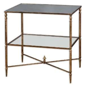 Uttermost 26120 Classic/Traditional Henzler Lamp Table