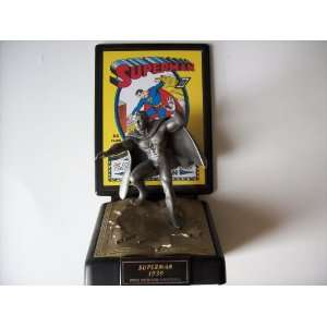 Comic Book Champions Pewter Superman  Toys & Games