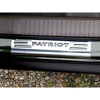 Dash Kit Decal Trim Jeep Compass Patriot 2007 2008   Black (Gloss)