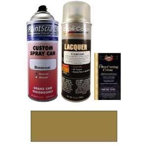 Tundra Metallic Spray Can Paint Kit for 1992 Dodge Van Wagon (T6/JT6
