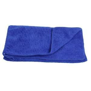 25 x 50cm Blue Soft Washcloth Face Hand Bath Towel