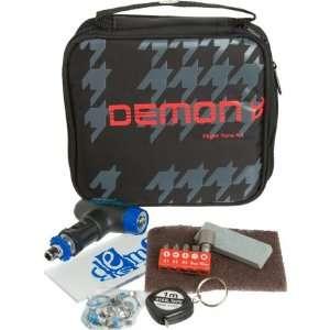 Demon Flight Tune Snowboard Wax & Tune Kit Sports & Outdoors