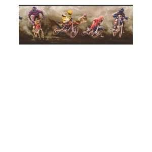 Wallpaper York Border Gallery Motorcross BZ9450BD