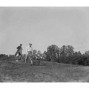 May 22 Photograph of Harding in Newspaper Mens Golf Tournament, 5/22