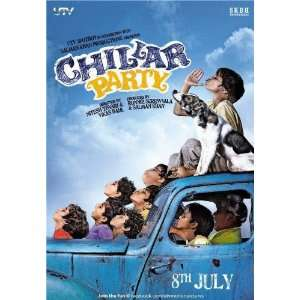 Chillar Party   DVD   ALL REGIONS   NTSC   SALMAN KHAN