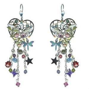 Kirks Folly Dream Catcher Leverback Earrings Toys & Games