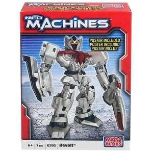 Mega Bloks Neo Machines Figure [Revolt 6395] Toys & Games