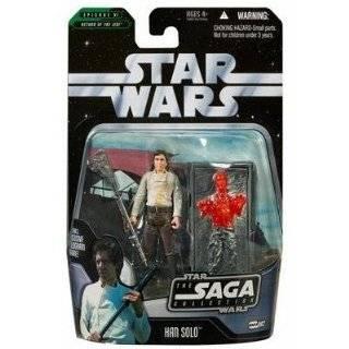 Star Wars   The Saga Collection   Basic Figure   Han in White Shirt