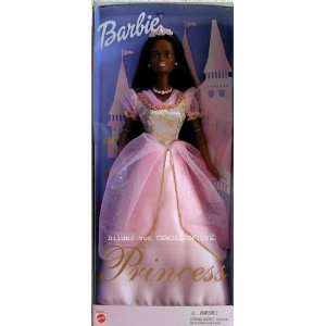 African American Princess Barbie doll Toys & Games