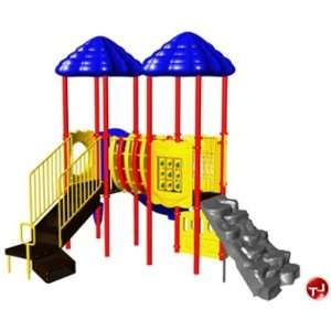 Play Today Up & Over Double Deck Platform Structure, 2 5