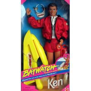Barbie Baywatch Ken  Toys & Games