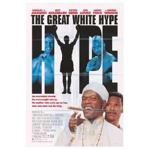 Great White Hype Original Movie Poster, 27 x 40 (1996