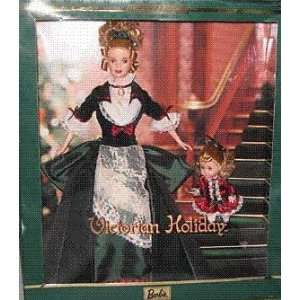 Barbie and Kelly Victorian Holiday Barbie Set 2000  Toys & Games
