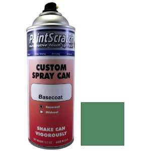 Can of Cactus Green Touch Up Paint for 1970 Ford Trucks (color code