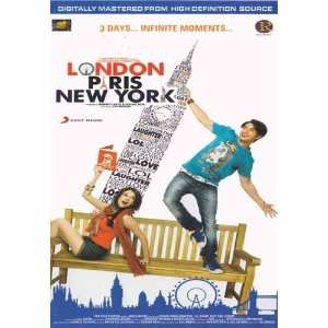 London Paris New York Bollywood Hindi DVD Movies & TV