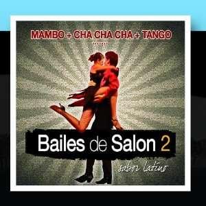 Bailes De Salon Vol.2   Sabor Latino (Mambo, Cha Cha Cha