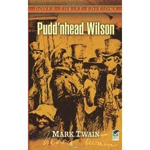 Puddnhead Wilson (Dover Thrift Editions) [Paperback