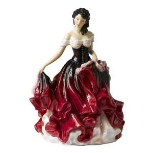 Royal Doulton Deborah Pretty Ladies Figurine