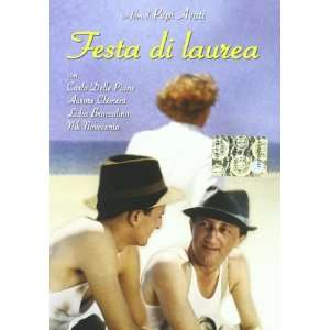 festa di laurea / Graduation Party (Dvd) Italian Import