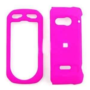 CasioGzOne Brigade c741 Fluorescent Solid Rich Hot Pink