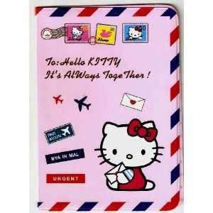 Hello Kitty Airmail Sanrio Passport Cover
