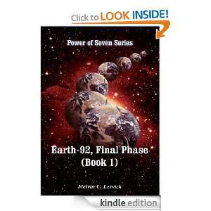 Earth 92, Final Phase (Book 1)Power of Seven Series [Kindle Edition]