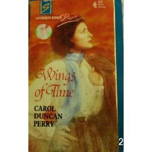 Wings of Time (Women Who Dare, Book 2) (Harlequin
