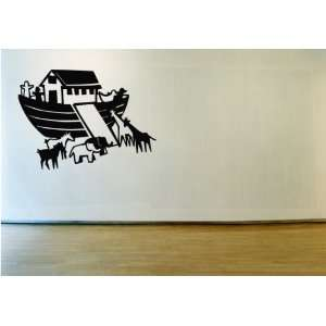 Noahs Ark Arc Vinyl Wall Decal Sticker Graphic