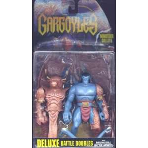 Deluxe Battle Doubles  Minotaur Goliath : Toys & Games :