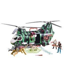 Buy Chad Valley Dino Giant Copter Playset at Argos.co.uk   Your Online