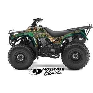 Mossy Oak AMR Racing Kawasaki Bayou 250, Bayou 220, Bayou 300 ATV Quad