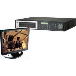EverFocus ECOMBO9D1B 9 Channel 1TB 120 FPS DVR (EDVR9D1/1T) & 19 LCD