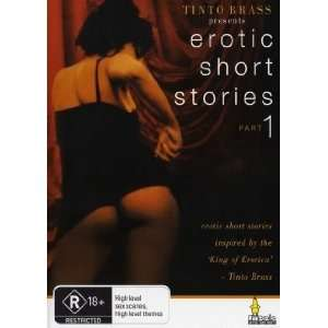 Tinto Brass presents Erotic Short Stories Part 1 DVD (Julia, I am the