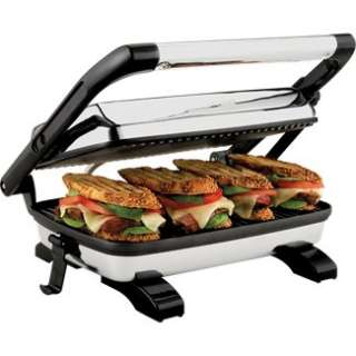 Hamilton Beach Panini Press in Waffle and Panini Makers  JR
