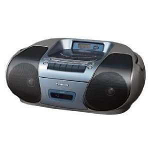 Panasonic D26EB S CD Radio Cassette Player .co.uk Electronics