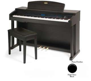 SUZUKI HP 99 COMPOSER ENSEMBLE DIGITAL PIANO BLACK NEW