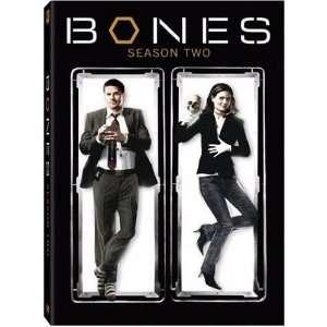 Bones   Season 2 [2006] [DVD]: .co.uk: Emily Deschanel, David