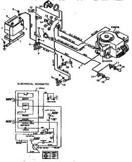 John Deere Solenoid Wiring Diagram on basic lawn tractor wiring diagram