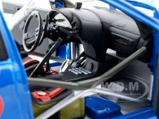 Brand new 1:18 scale diecast car model of Citroen Xsara WRC T