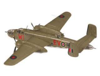North American B 25 Mitchell II (RAF 180 Sqn) Diecast Model Aircraft