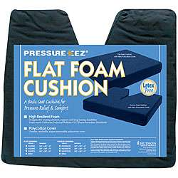 Hudson Pressure Eez 4 inch Flat Foam Seat Cushions (Pack of 4